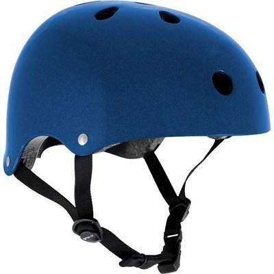 SFR Essentials Metallic Blue Helmet