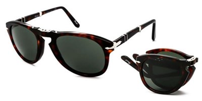 Persol PO0714-24/31  Foldable Sunglasses - Havana Tortoise