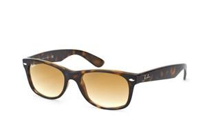 Ray-Ban New Wayfarer Sunglasses RB2132 710/51 - Light Havana