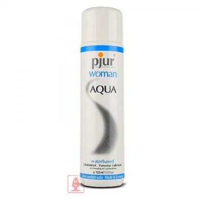 Pjur Woman Aqua Water-Based Personal Lubricant 100ml / 3.4oz