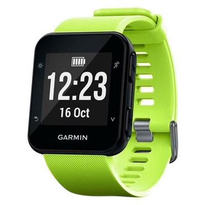 Garmin Forerunner 35 GPS Running Watch - Green