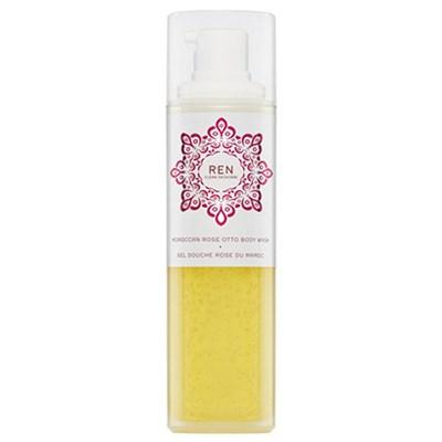 REN Clean Skincare Moroccan Rose Otto Body Wash 200ml / 6.7oz
