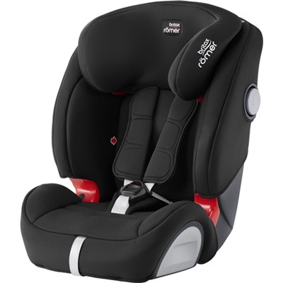 Britax Romer EVOLVA SL SICT Group 1/2/3 Car Seat - Cosmos Black