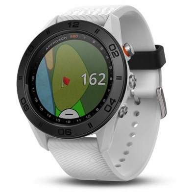 Garmin Approach S60 Golf Watch - White