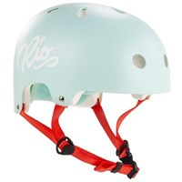 Rio Roller Script Helmet - Teal