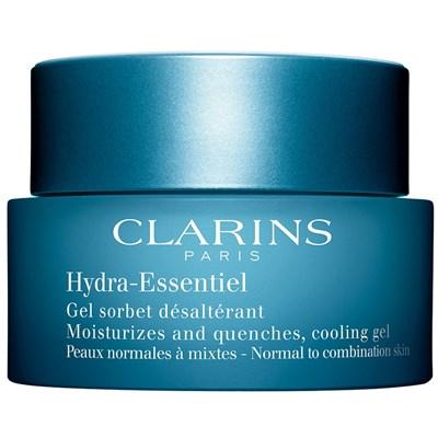 Clarins Hydra-Essentiel Cooling Gel Norm/Comb Skin 50ml / 1.7oz