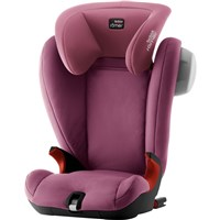 Britax Romer KIDFIX SL SICT Black Series Group 2/3 Car Seat -  Pink