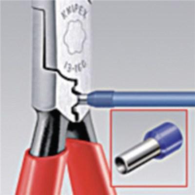Knipex Bedradingstang Lengte 160 mm 13 02 160