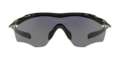 Oakley OO9343 01 M2 Frame XL Polished Sunglasses -Grey Black