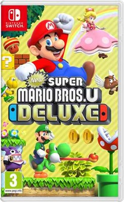 New Super Mario Bros. U Deluxe Nintendo Switch