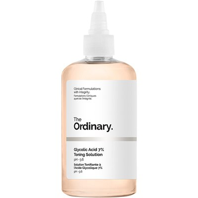 The Ordinary Glycolic Acid 7% Toning Solution 240ml/8oz