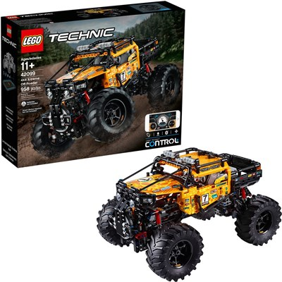 LEGO Technic 4x4 X-treme Off-Roader (App Controlled) (42099)