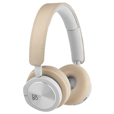 Bang & Olufsen BeoPlay H8i Wireless On-Ear Noise-Cancelling Headphones - Natural