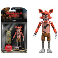 Five Nights At Freddy's Foxy 5 Inch Action Figure